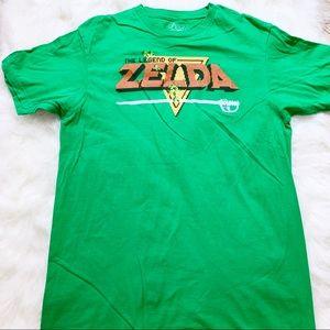 Legends of Zelda Graphic Tee ⚔️